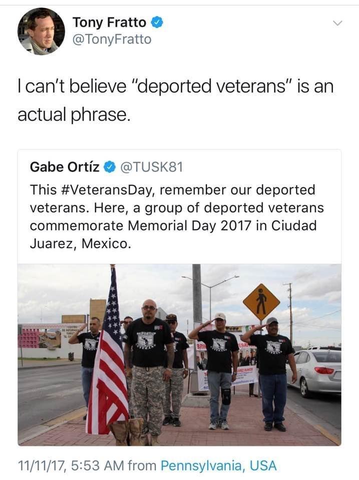 it was never about patriotism - meme