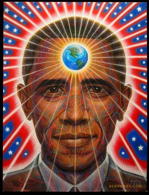 Obama World - meme
