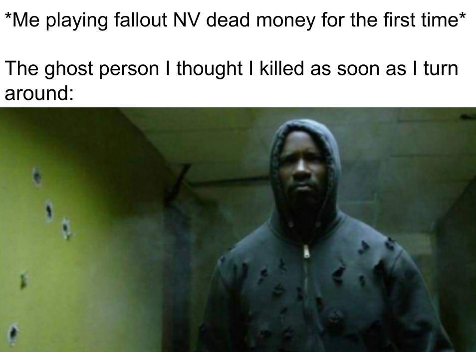 fallout NV dead money - meme