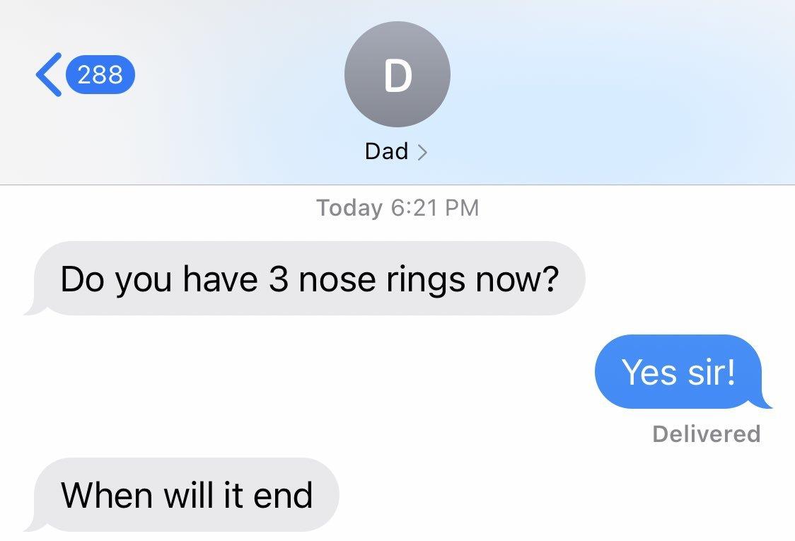 Dads be daddin - meme