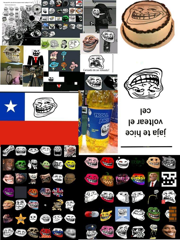 Trollverse versión 2 :trollface: - meme