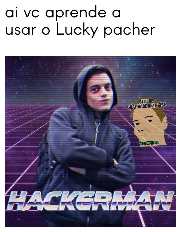 Emulação in-app  - meme