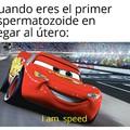 Soy velocidad