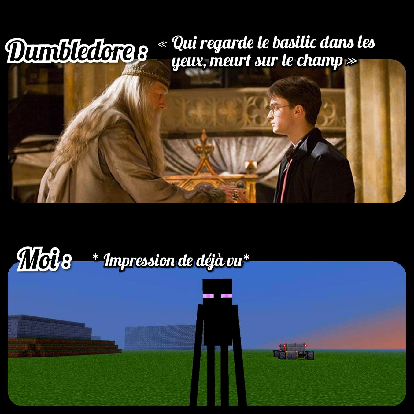 Tuto by Dumbledore - meme