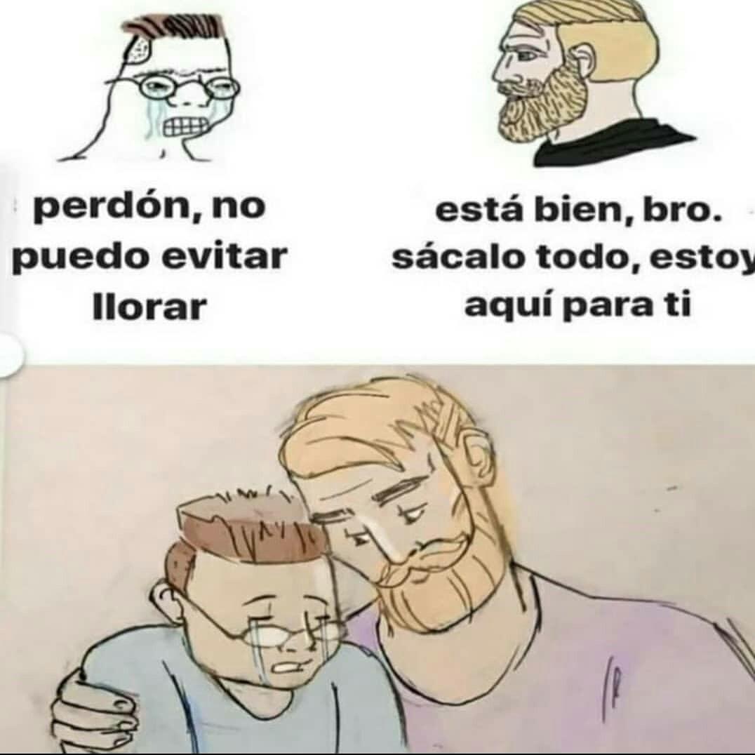 Amistad - meme