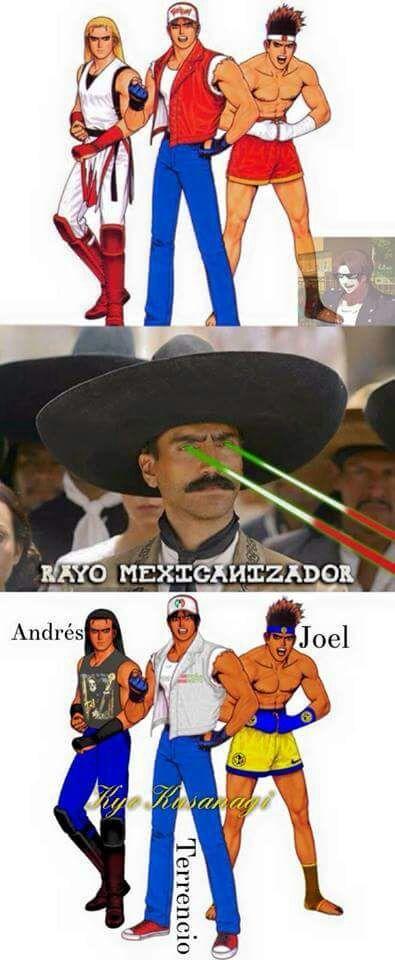 Mexicano loco - meme