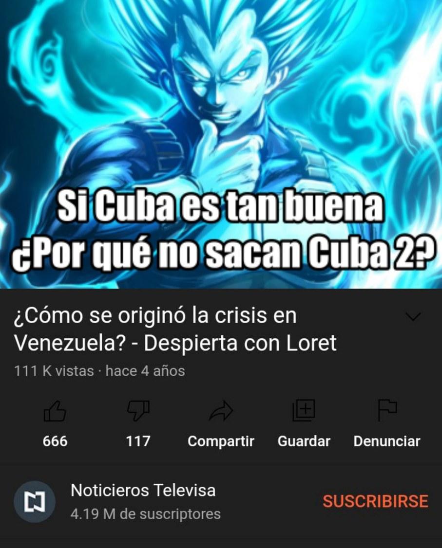 Cuba 2 - meme