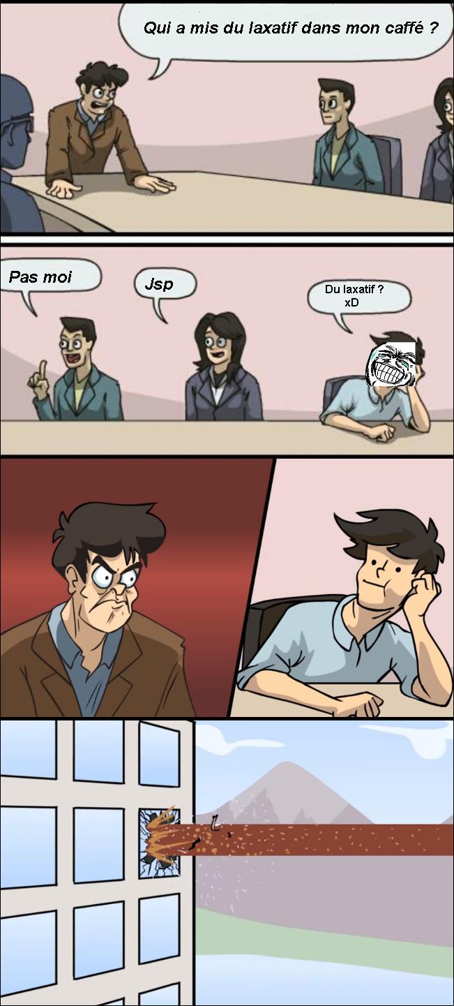 Laxatif <3 - meme