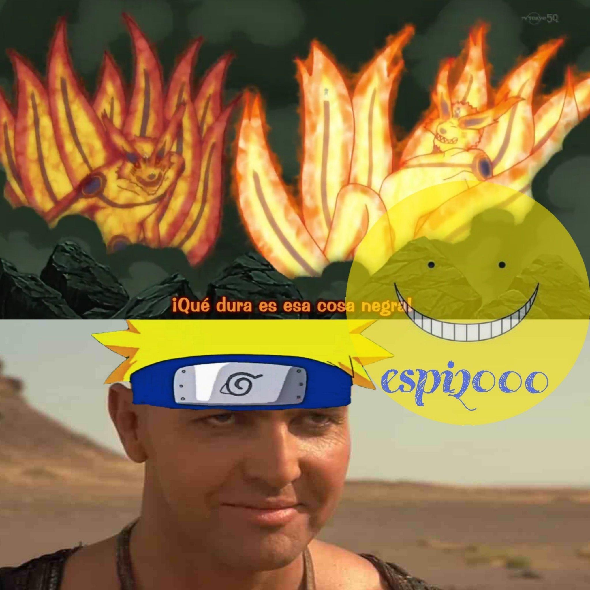 Este Naruto xD - meme