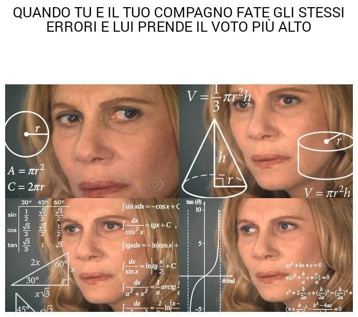MA È MOSTRUOSO - meme