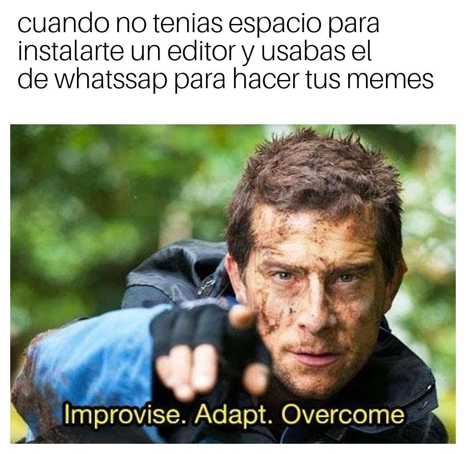 Whatssap? - meme