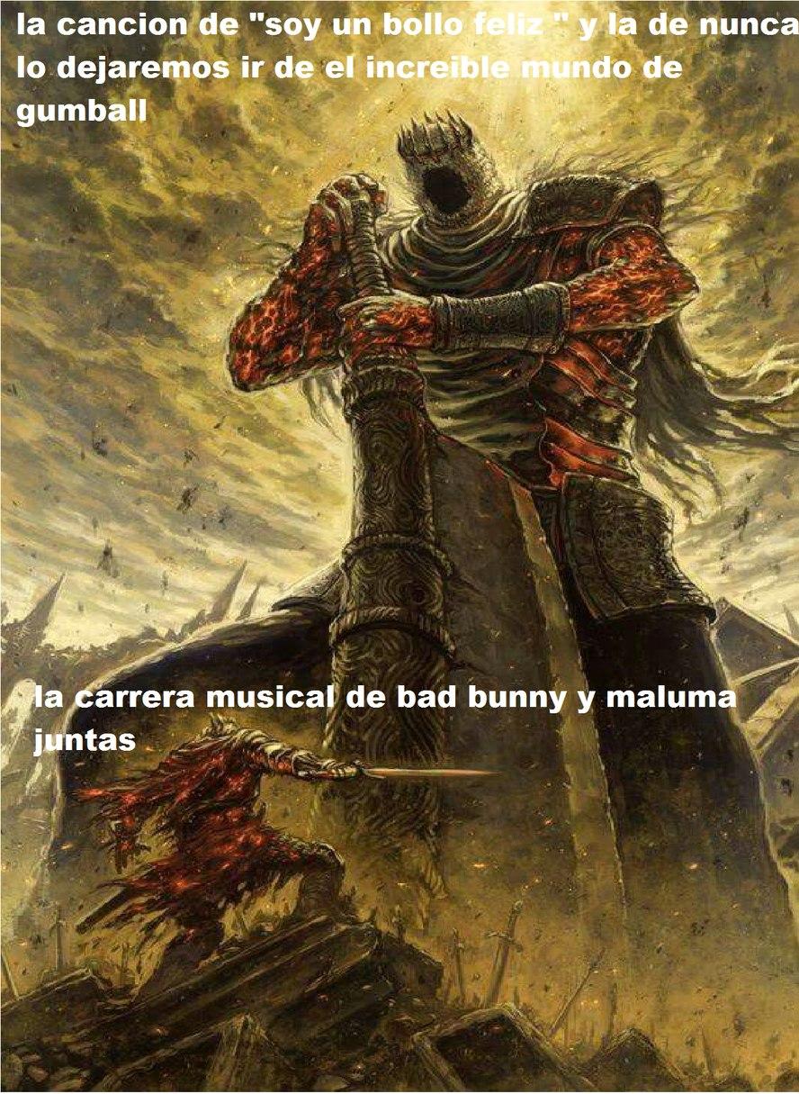 el increíble mundo de gumball - meme
