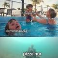 En España el pizza hut está muerto