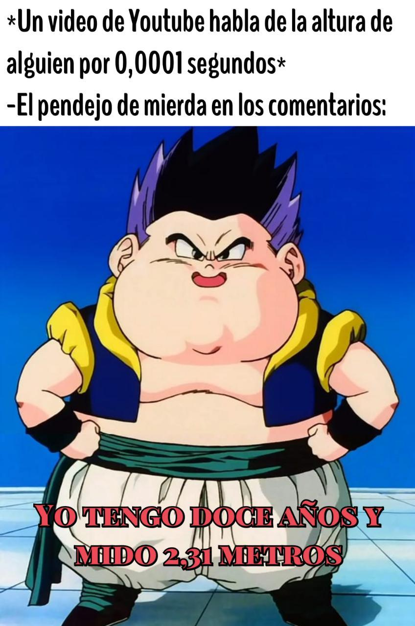 Lord Arlequín be like - meme