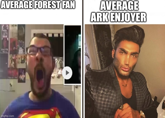 The forest is still good tho - meme