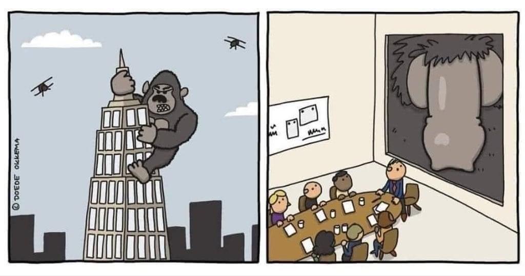 King Kong Big Dong - meme