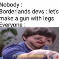 Borderlands devs are awesome devs