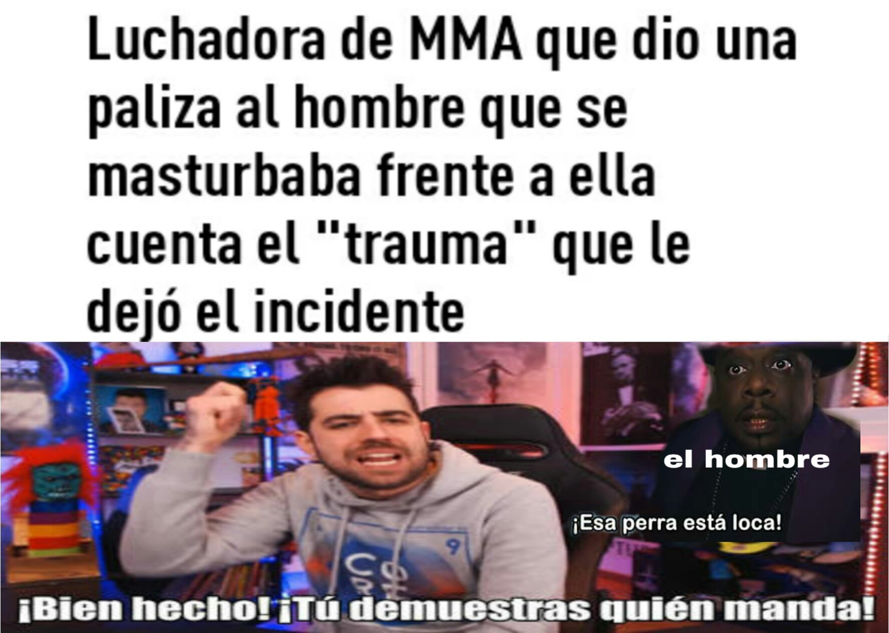Noticias ptm - meme