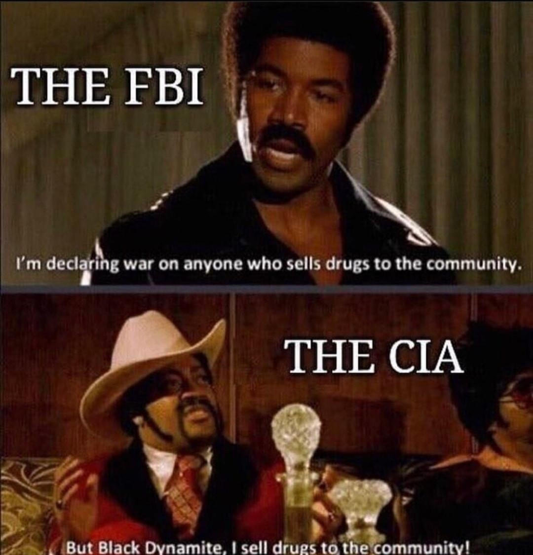 Black Dynamite is a fucking classic - meme
