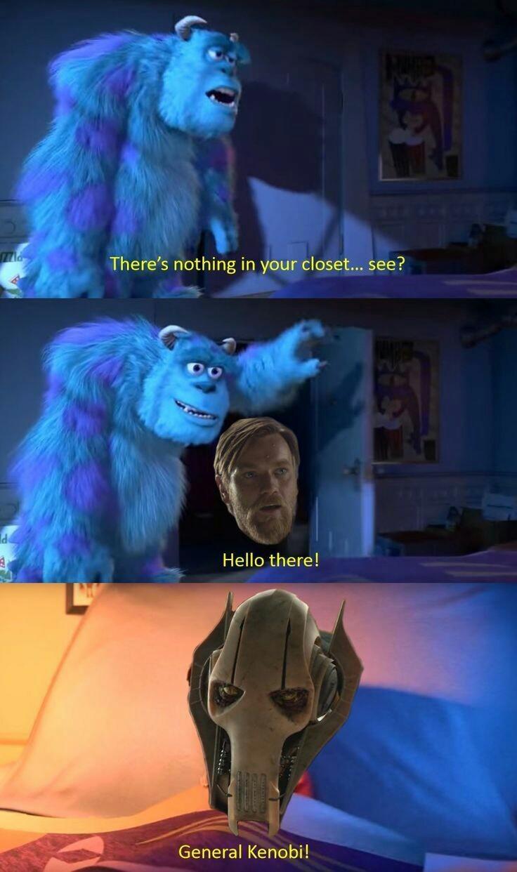 Otro Hello There más - meme
