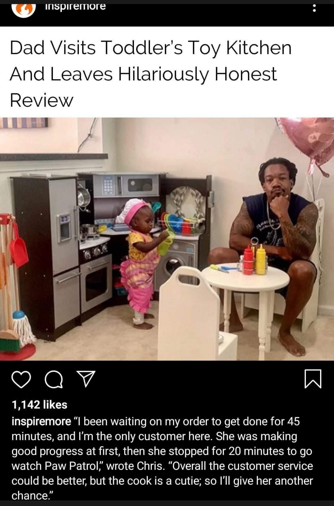 Kitchen looks better then mine.... - meme