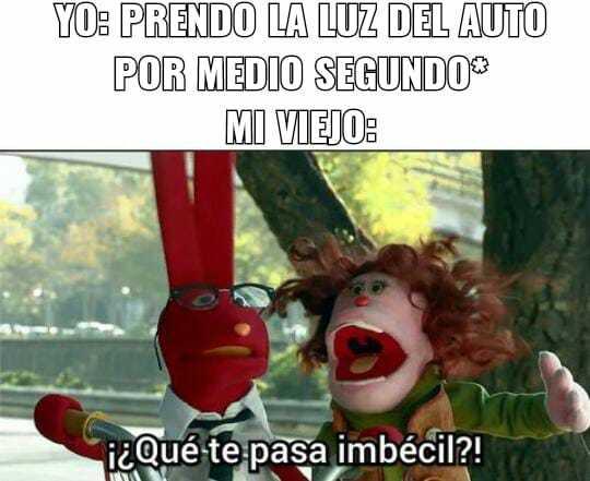 APÁGALO OTTO - meme