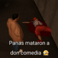 Murió Don Comedia