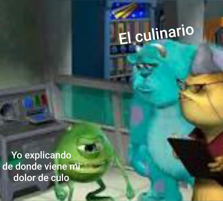 Culinaria - meme