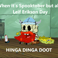 Happy Leif Erikson's day!