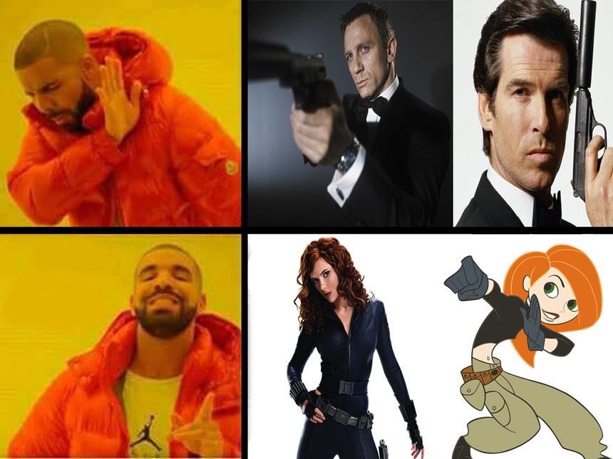 Y cuál prefieres? - meme