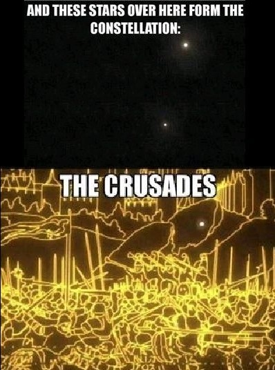 DEUS VULT Hail to The Crusades - meme