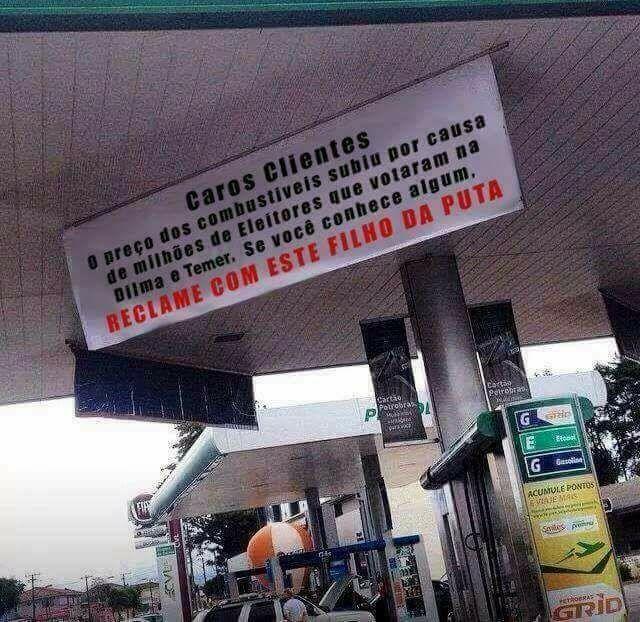 Brasil vem forte no marketing - meme