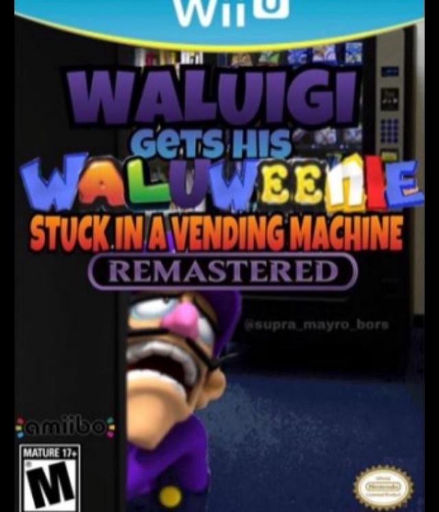 even Nintendo is making ultra spooky games now - meme