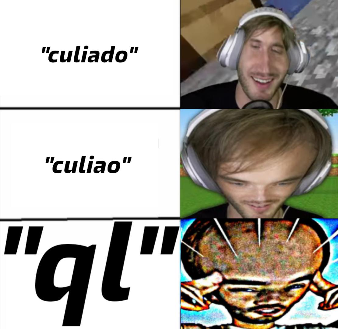 cULiaDo - meme