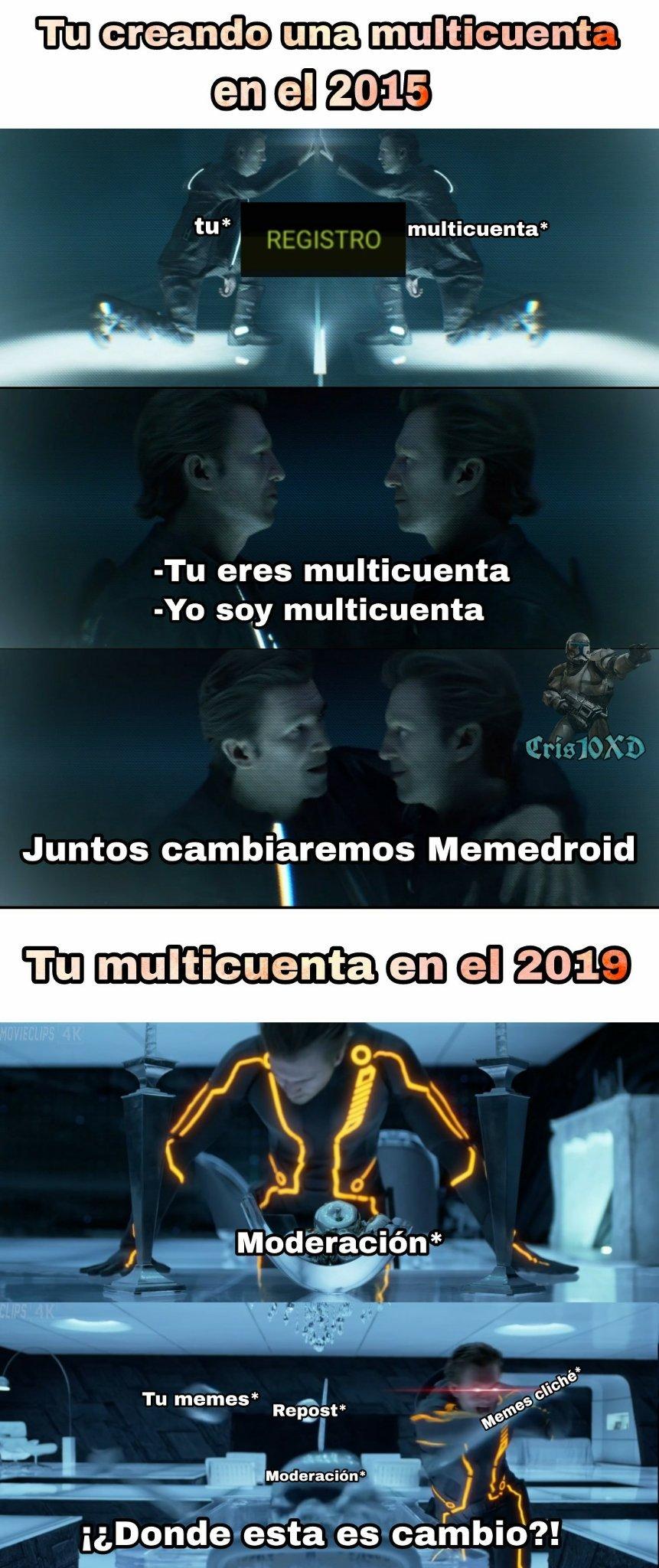 Tron (2010) - meme