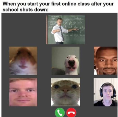 I wish i had this class - meme
