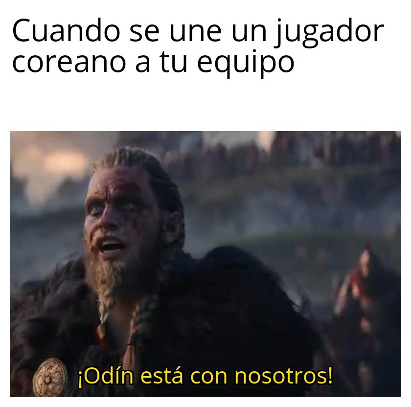 Odin - meme