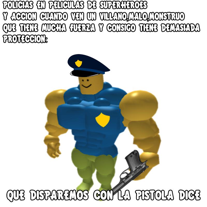 """Spiderman 2 Cuando Los Policias Intentan """"Ayudar"""" Disparando A Dr Octopus - meme"""