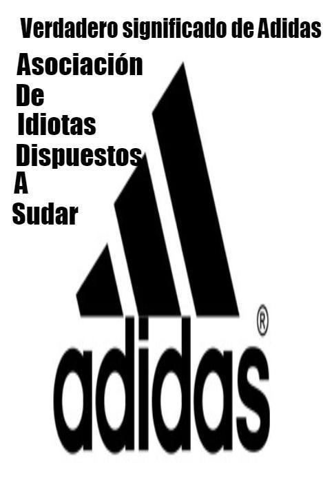 Adidas - meme