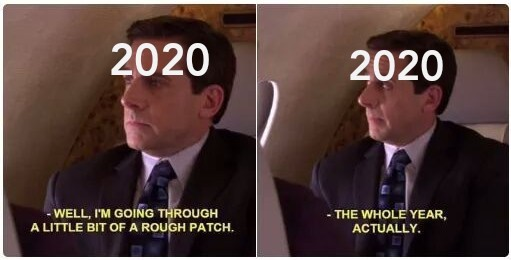 2020 is fun for everyone - meme