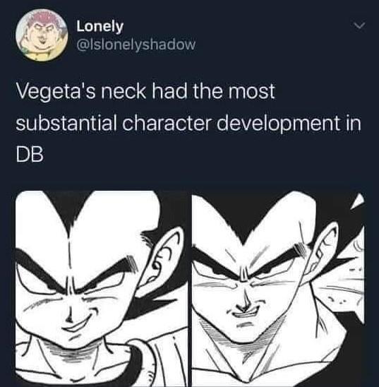 Neck game strong - meme