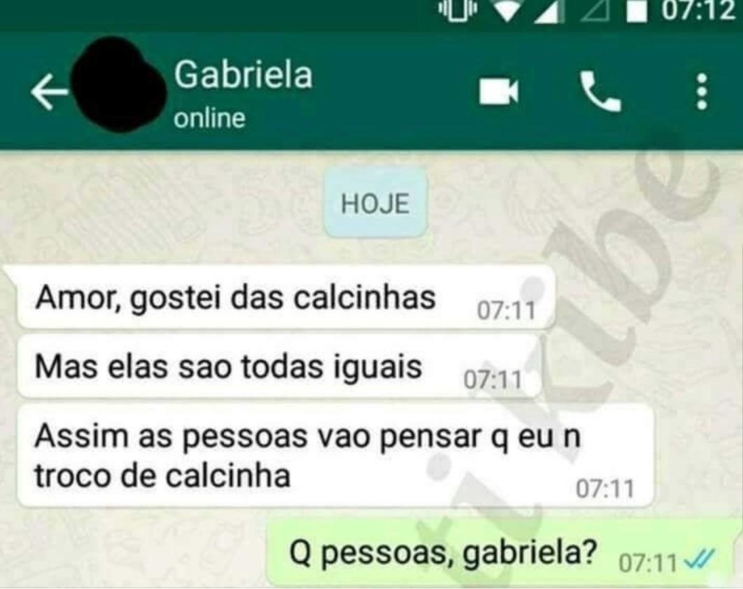 Explique-se Gabriela - meme