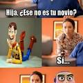 Woody el chingon