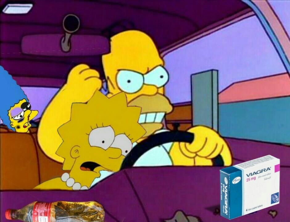 Homero tu ídolo - meme