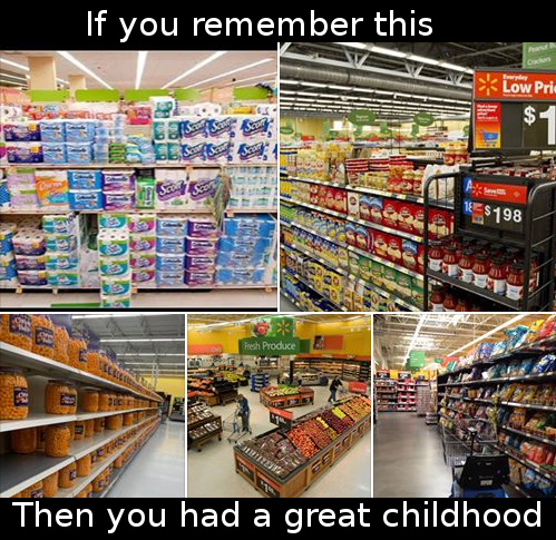 If you remember this you had a great childhood - meme