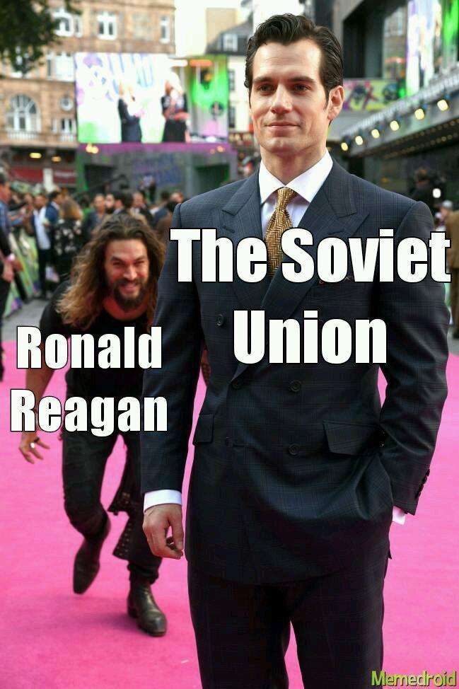 Reagan did Star Wars before it was cool - meme