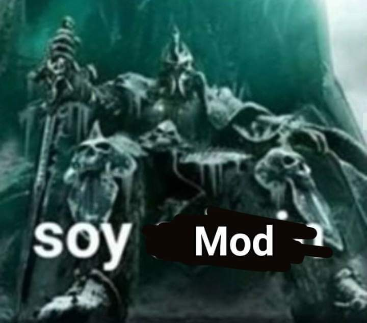 Mod - meme