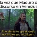 Maduro burro