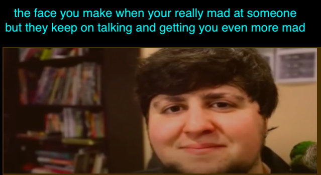 theres no rest for jontron - meme