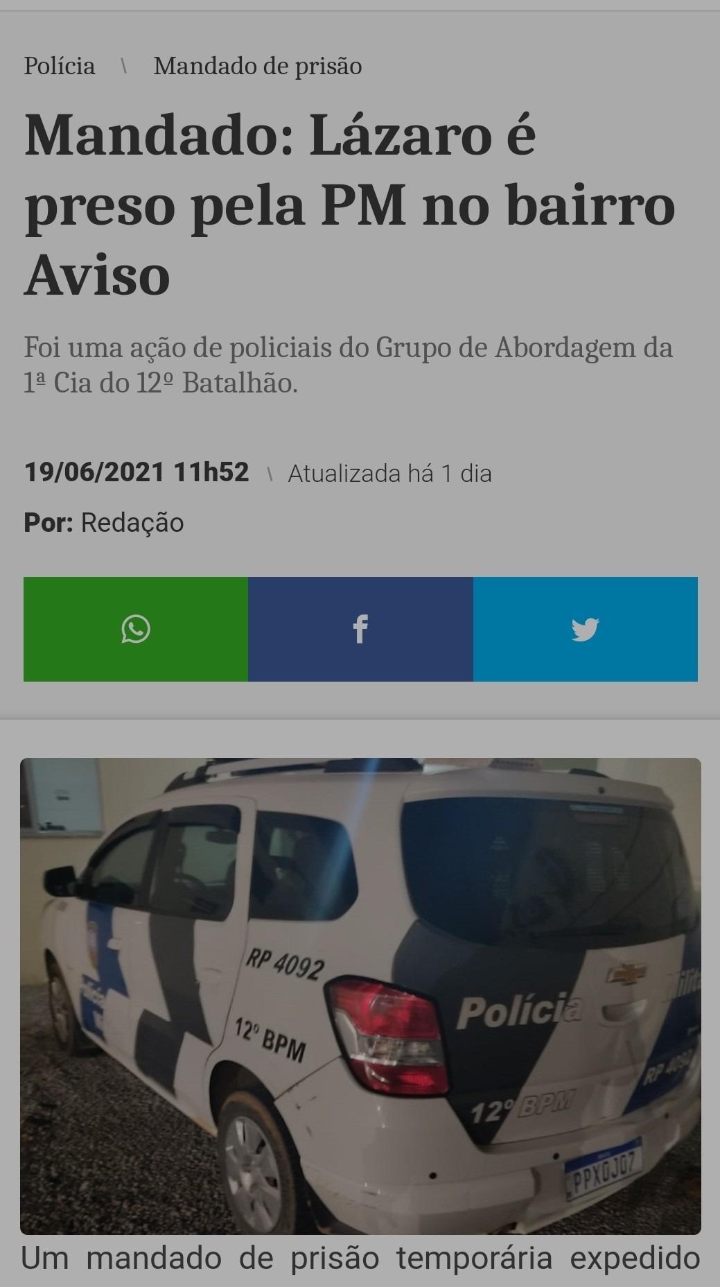 A polícia aqui de Linhares e outro nível pegou o lazarento - meme